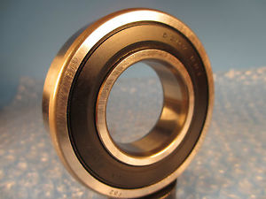 SNR 6207 2RS 1, J30 (C3), Deep Groove Ball Bearing