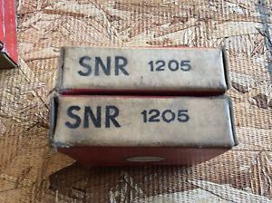 2-Consolidated Bearings, Cat# SNR 1205, comes w/30day warranty, free shipping
