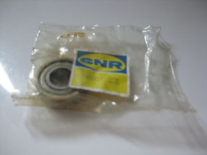 6001 ZZ(Single Row Radial Bearing) SNR